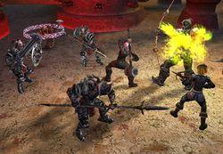 Dungeon Siege II Screen 2