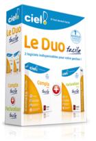 Ciel Le Duo Facile 2011 : un pack de comptabilité très facile à utiliser