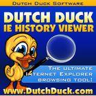 Dutch Duck Firefox History Viewer : gérez vous-même l'historique de votre navigateur