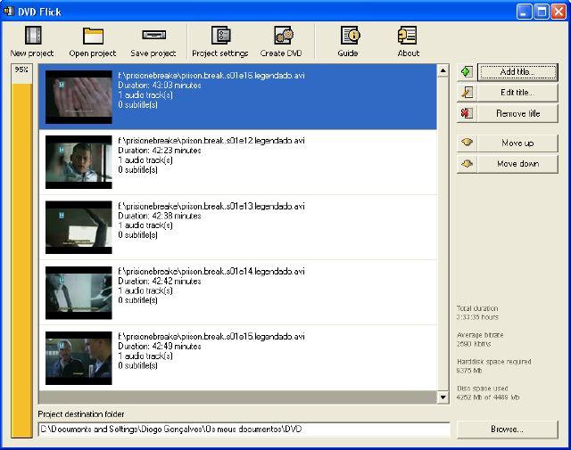 DVD Flick screen2