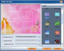 DVD Vidéo Créateur screen 1