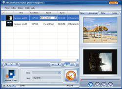 DVD Vidéo Créateur screen 2