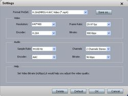 DVDVideoMedia Free Video Converter screen1