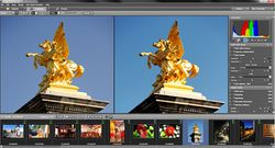 DXO Optics Pro 7 screen2