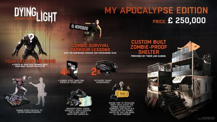 Dying Light pack My Apocalypse
