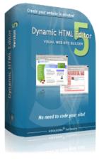 Dynamic HTML Editor : éditer les pages web de son site