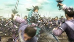 Dynasty warrior 6 image 1