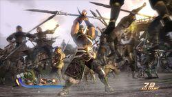 Dynasty Warriors 7 - 7