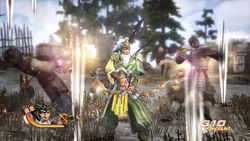 Dynasty Warriors 7 - 9