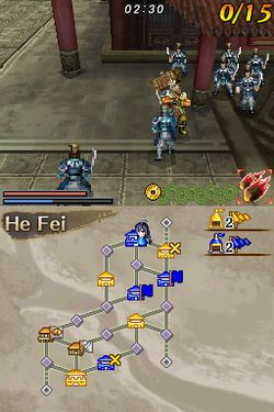 Dynasty warriors ds image 4