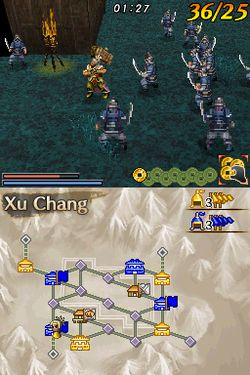 Dynasty warriors ds image 6