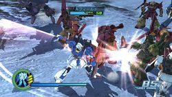 Dynasty Warriors : Gundam : 22