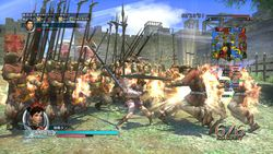 Dynasty Warriors Online PS3 - 1