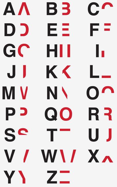 Dyslexia-alphabet