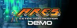 A.R.E.S. Extinction Agenda logo 2