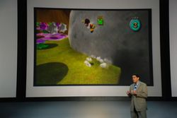 E3 2007 conference nintendo 1
