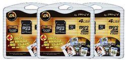 EA by PNY microSD