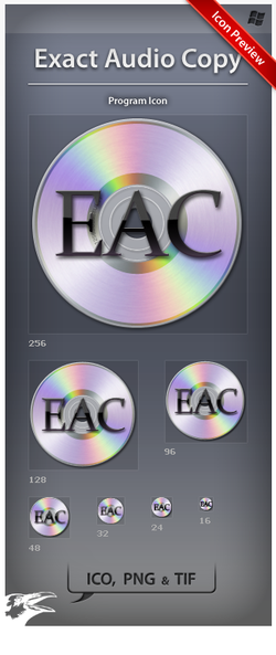 EAC Exact Audio Copy screen1