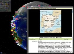 EarthBrowser screen2