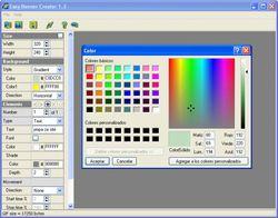 Easy Banner Creator screen1