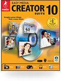 Easy media creator suite 10 0