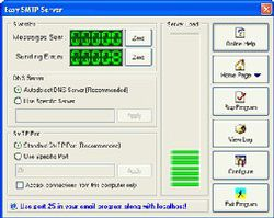 Easy SMTP Server screen2