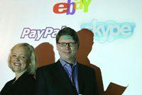 eBay rachéte Skype