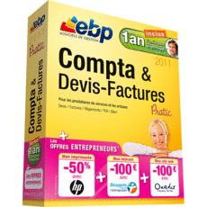 EBP Compta & Devis-Factures Pratic Open Line 2011