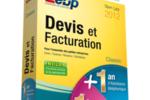 EBP Devis et Facturation Classic 2012 + Services VIP : suivre ses projets et réaliser des devis rapidement