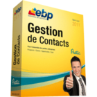 EBP Gestion de Contacts Pratic Line 2011 : gérer tous vos contacts personnels