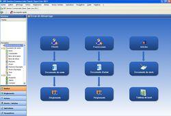 EBP Pack de Gestion Classic 2011 screen 2