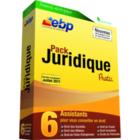 EBP Pack Juridique Pratic 2012 : bénéficier de 5 assistants juridiques complets dans votre PC