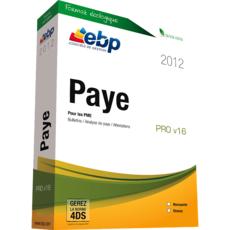EBP Paye PRO v16 boite