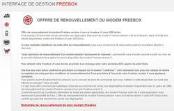 Echange Freebox V4 V5 2