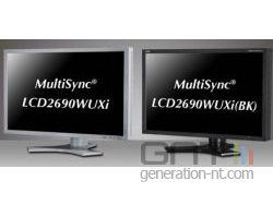 Ecran nec multisync lcd2690wux small