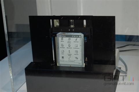 Ecran souple polymer vision ces 2006