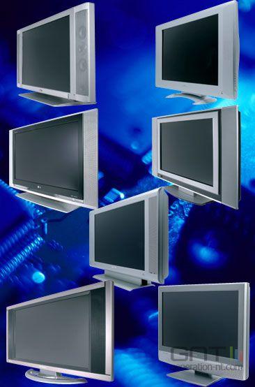 Ecran tv lcd