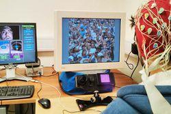 EEG oculométrie volant