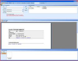 eFax Messenger Plus screen1