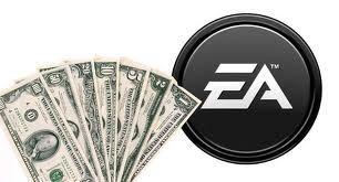 Electronic Arts argent