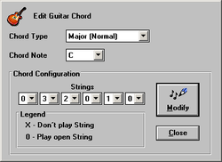Electronic Piano screen1