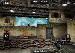 Eliminate GunRange iPhone 02