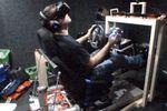 Elite Dangerous 3DOF Oculus Rift