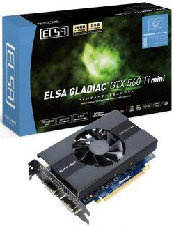 Elsa Gadiac GTX 560 Ti mini