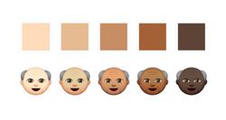 emoji couleur peau