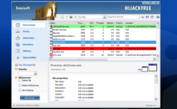 Emsisoft Emergency Kit screen1