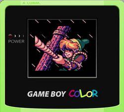 Emulateur GameBoy Color - 1