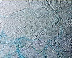 encelade fissures