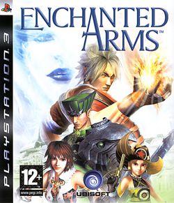 Enchanted arms packshot
