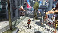 Enchanted Arms PS3 image (22)